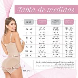 Faja reductora colombiana salome 62156