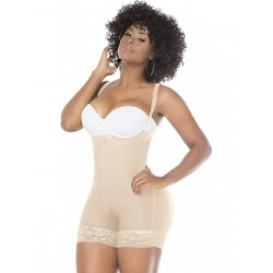 Fajas Salome 214 Strapless Short